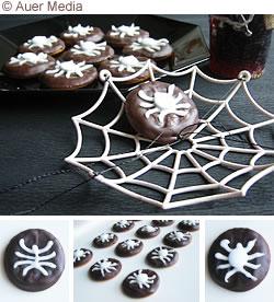 Bild: Halloween kakor