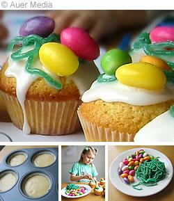 Recept: Påskmuffins - Baka söta muffins som älskas av barn!